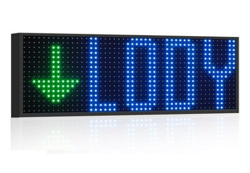 Display a led modello RGB20-K